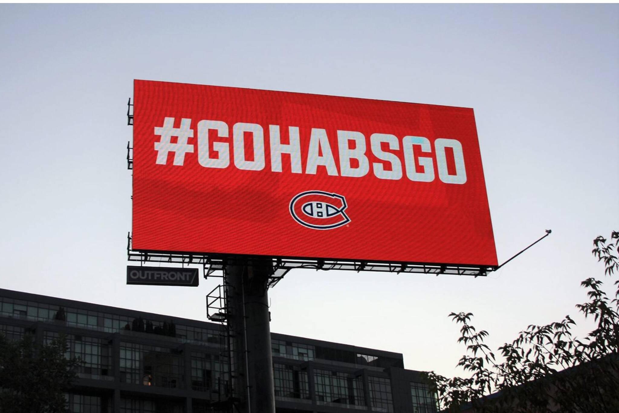 billboard toronto