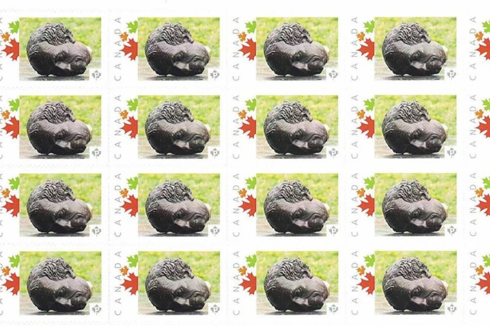 canada post custom stamps