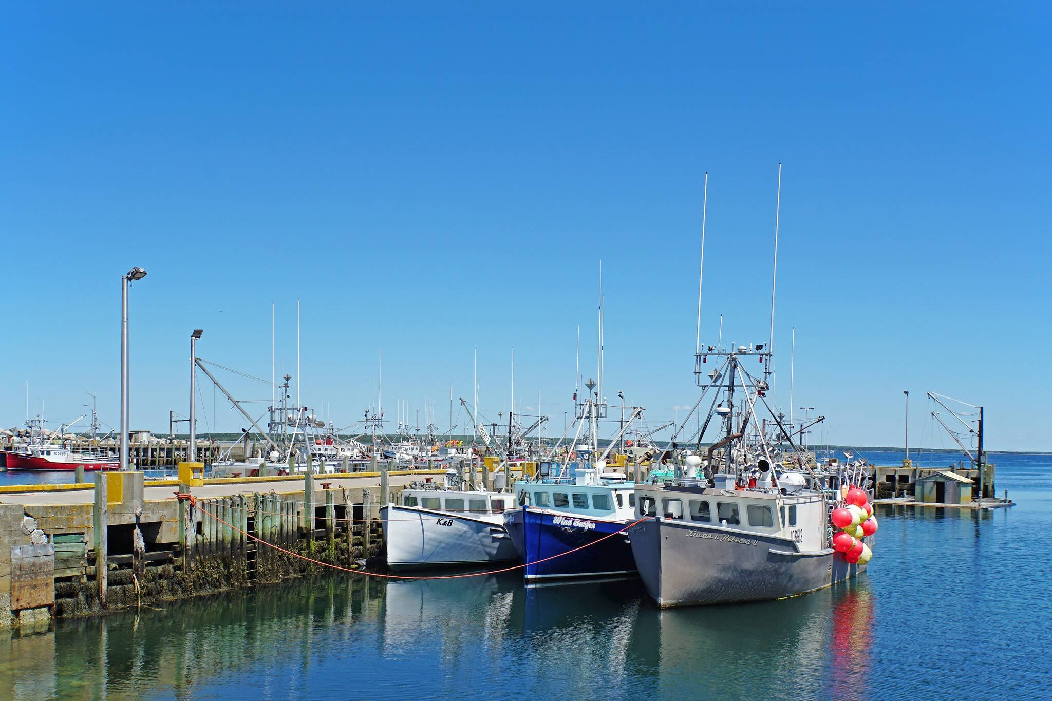 lobster fishing nova scotia
