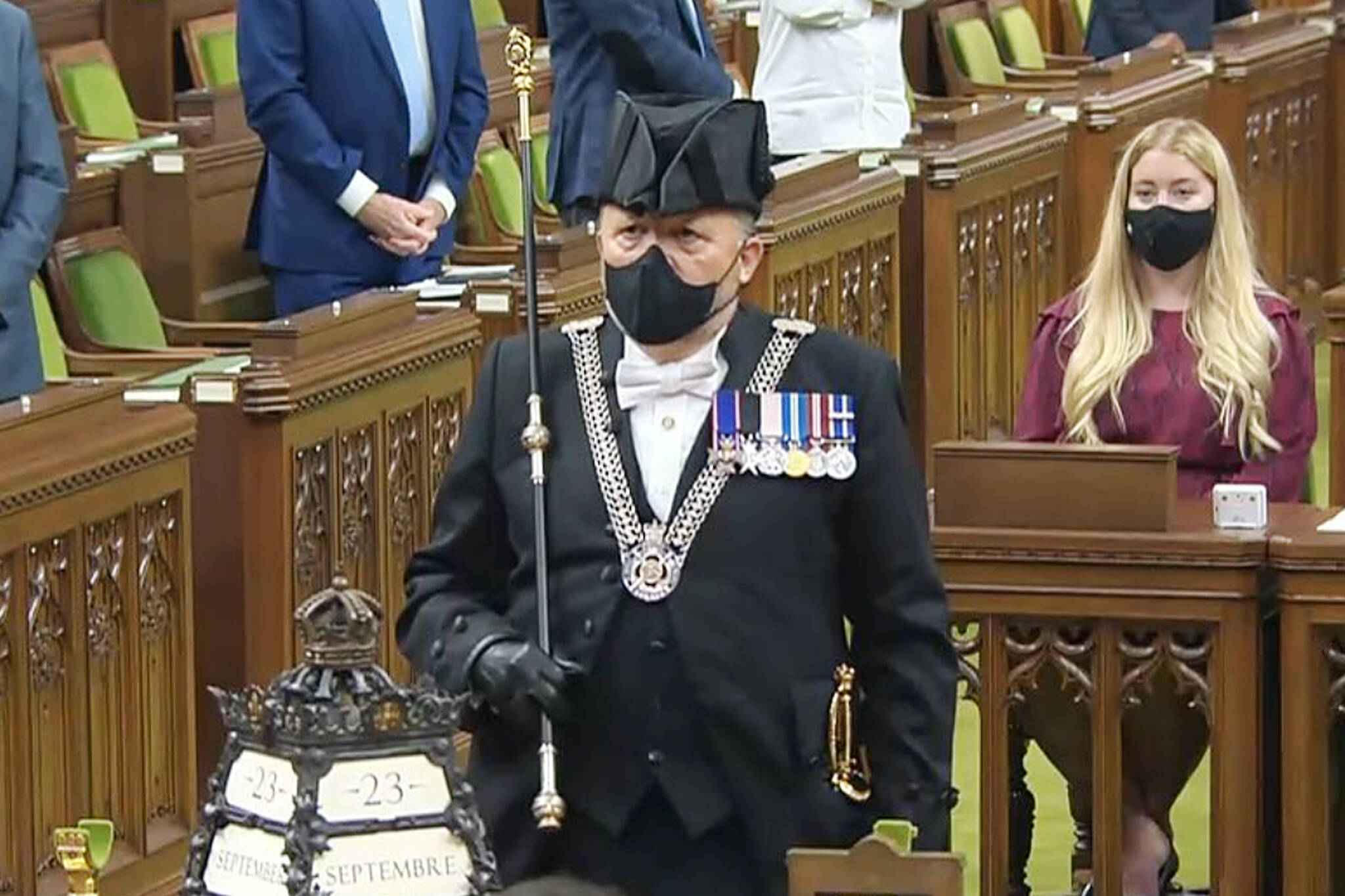usher of the black rod canada