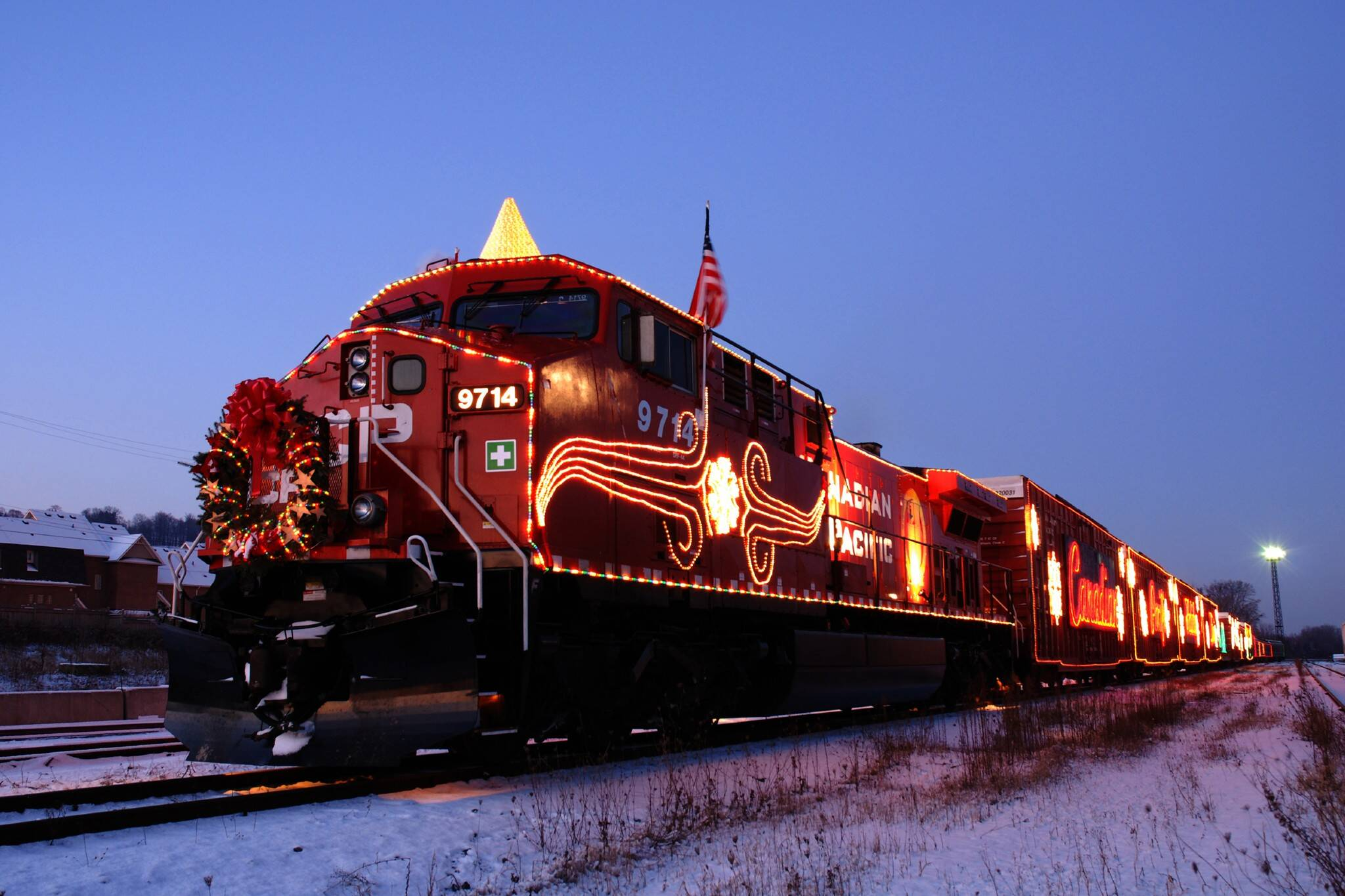 cp holiday train 2020
