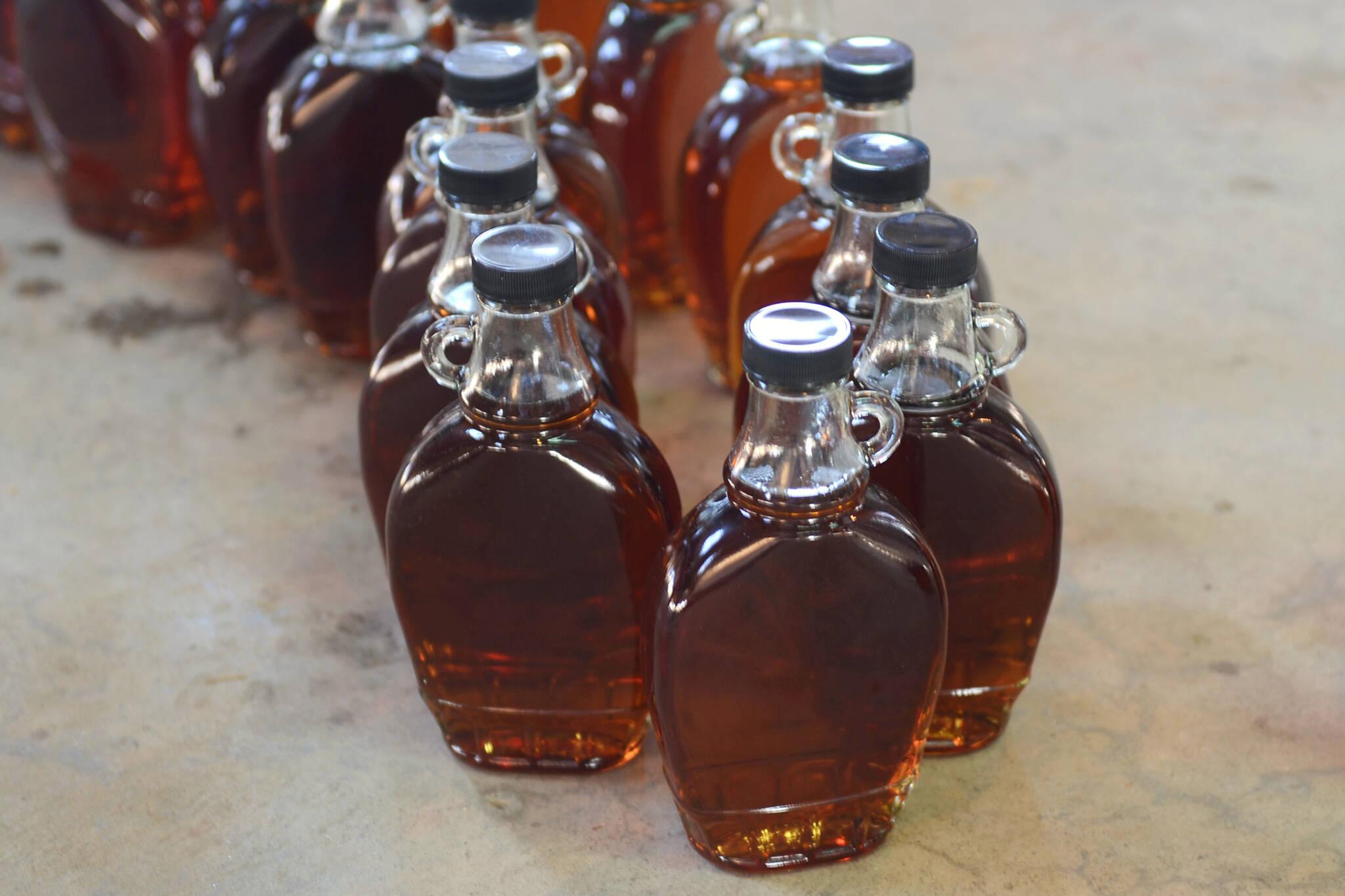maple syrup heist