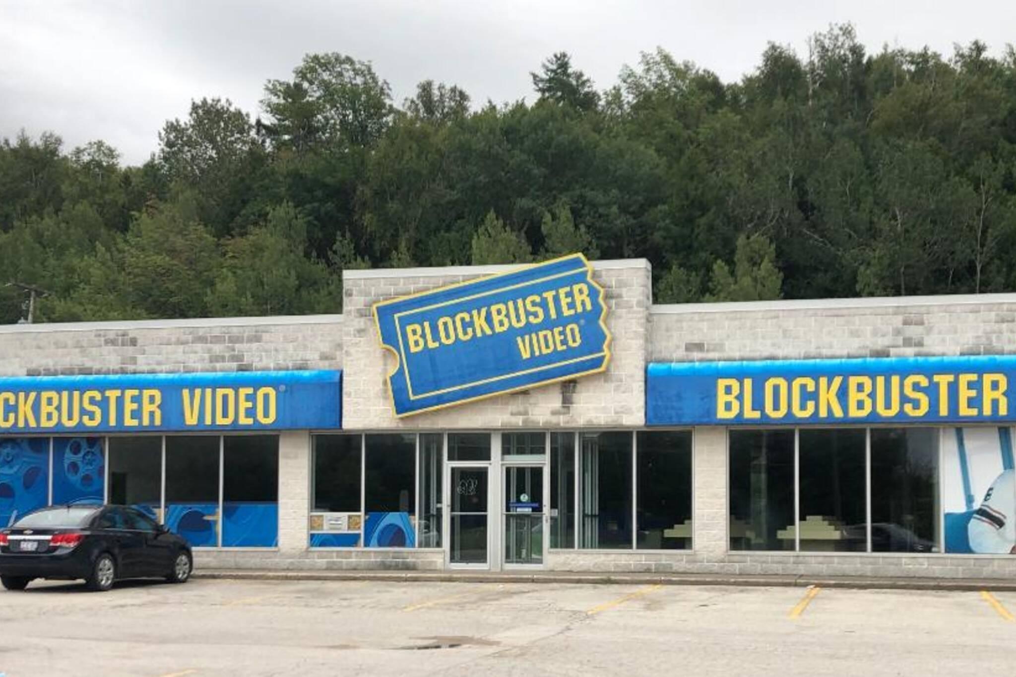 abandoned blockbuster canada