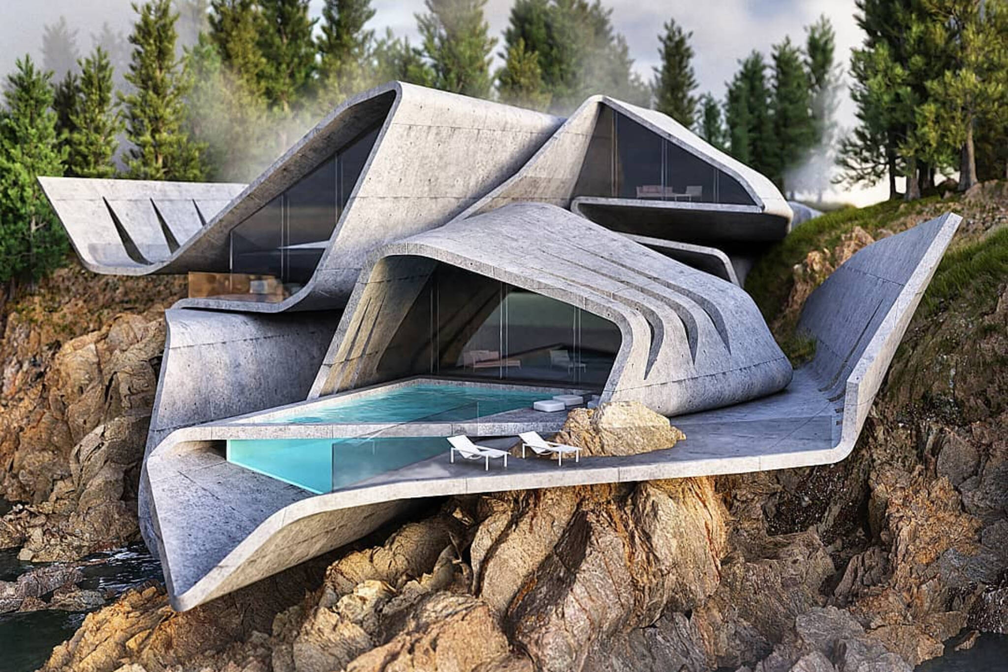 stingray house