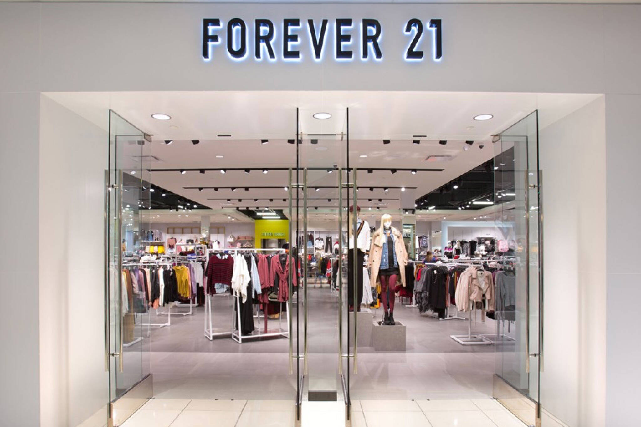Forever 21 Canada