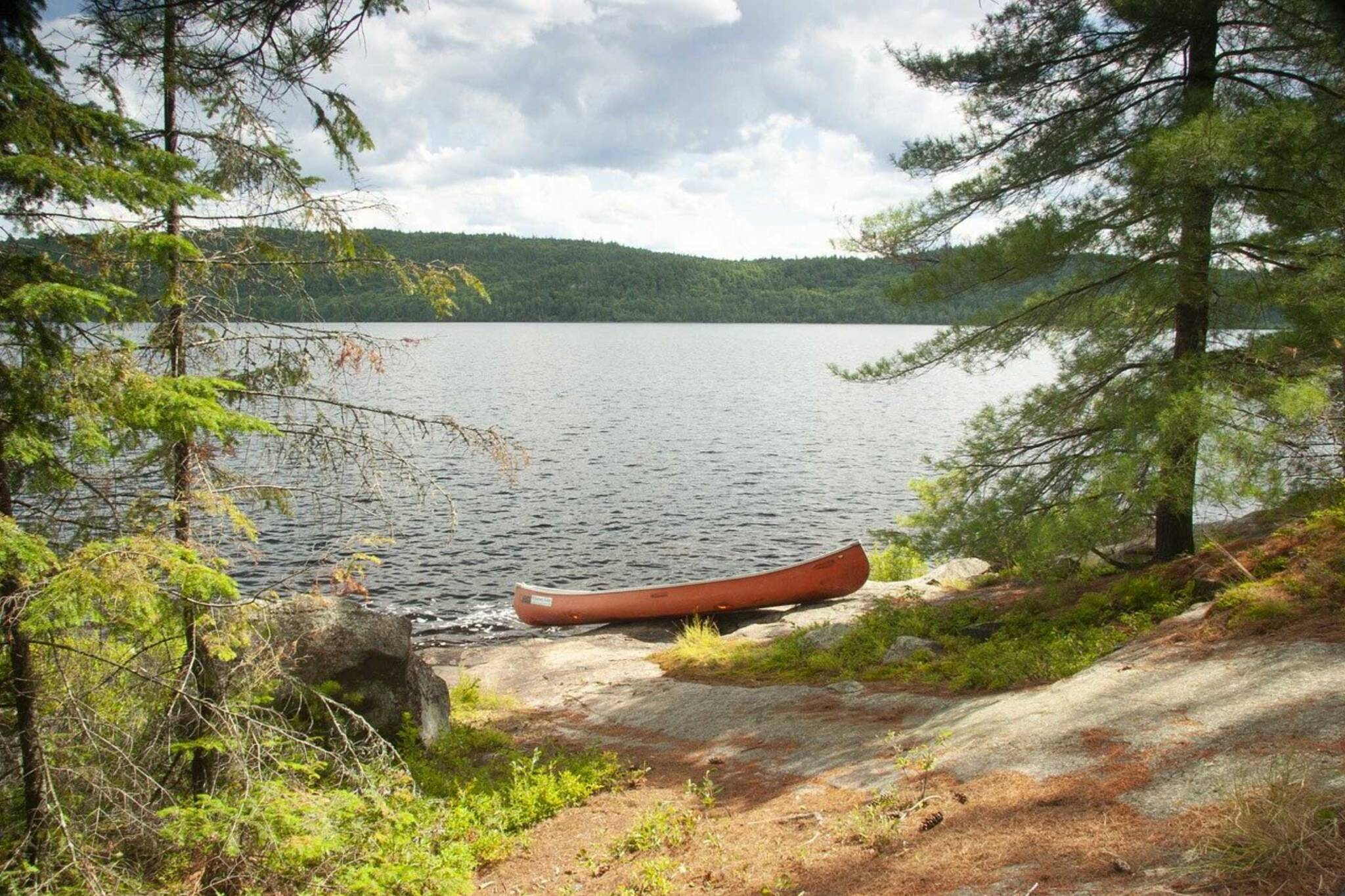 Parks Canada camping reservations