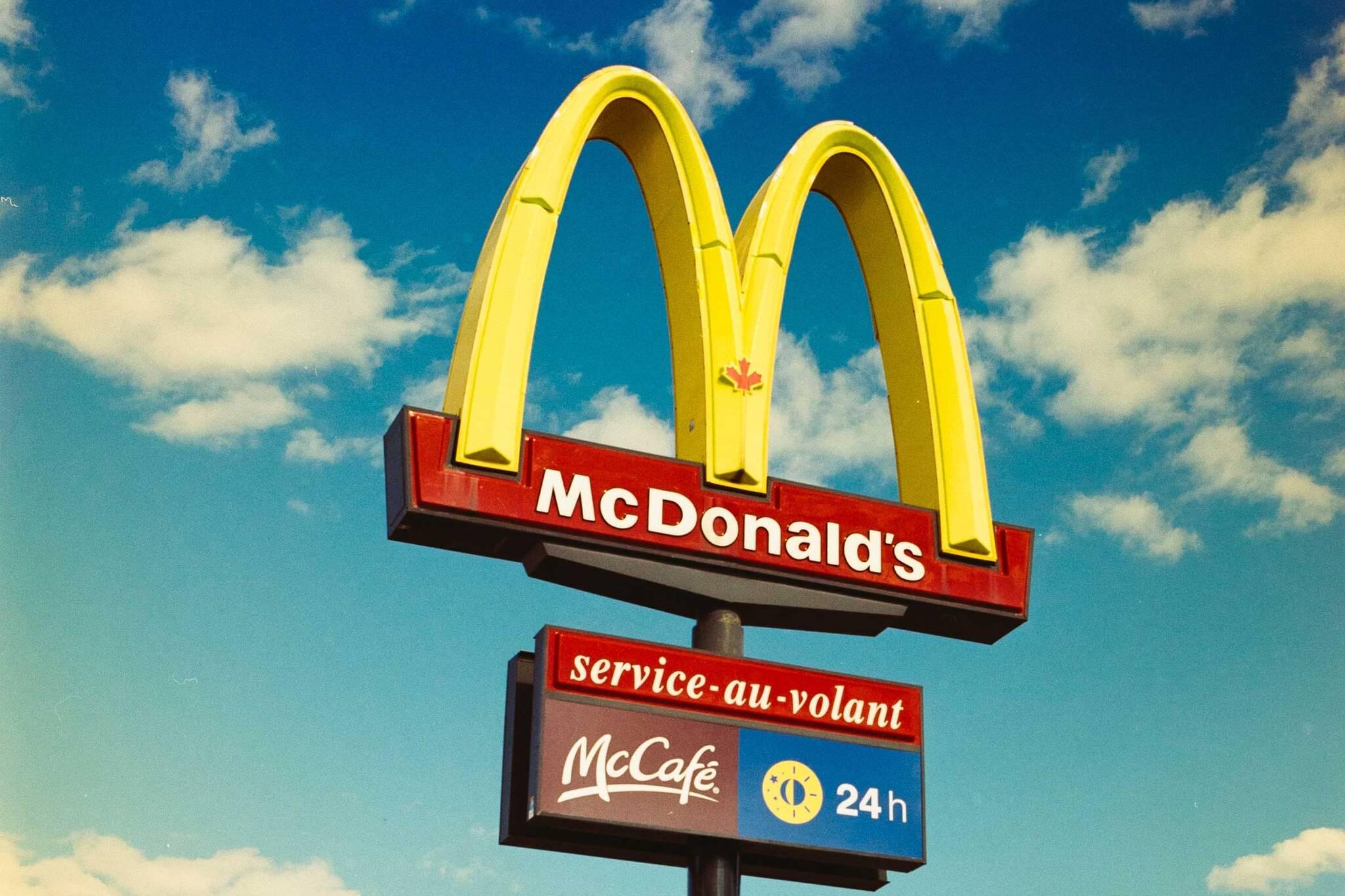 mcdonalds canada