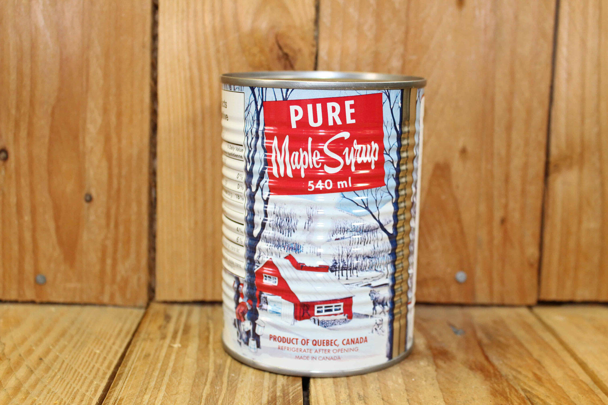 maple syrup canada