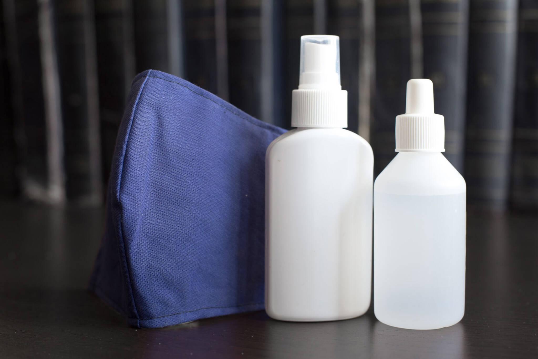 hand sanitizer recall canada