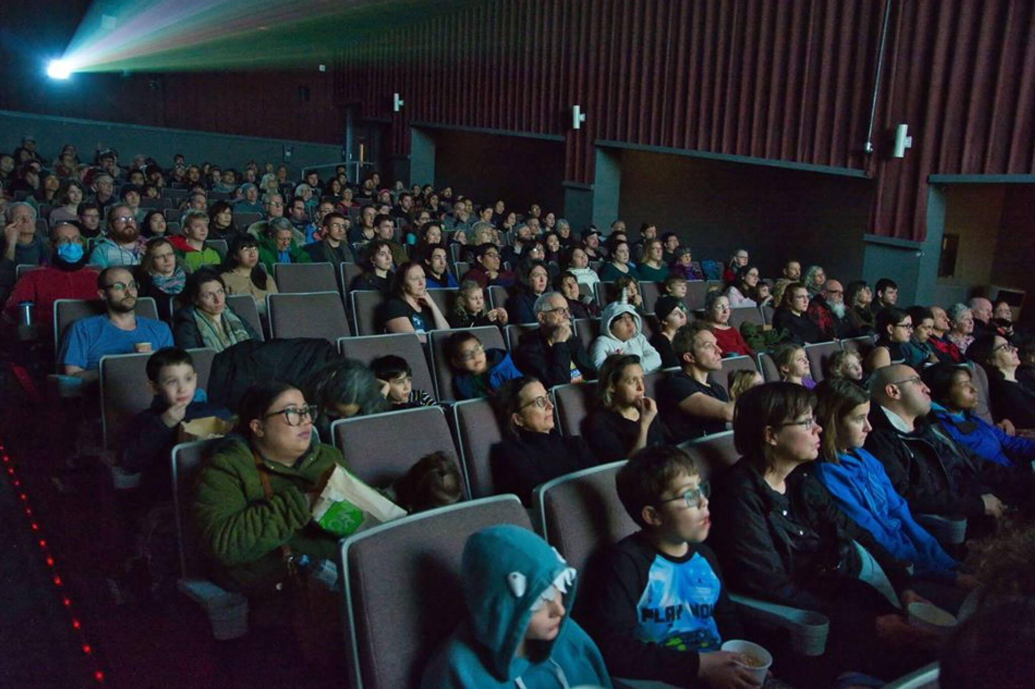 movie theatres reopen