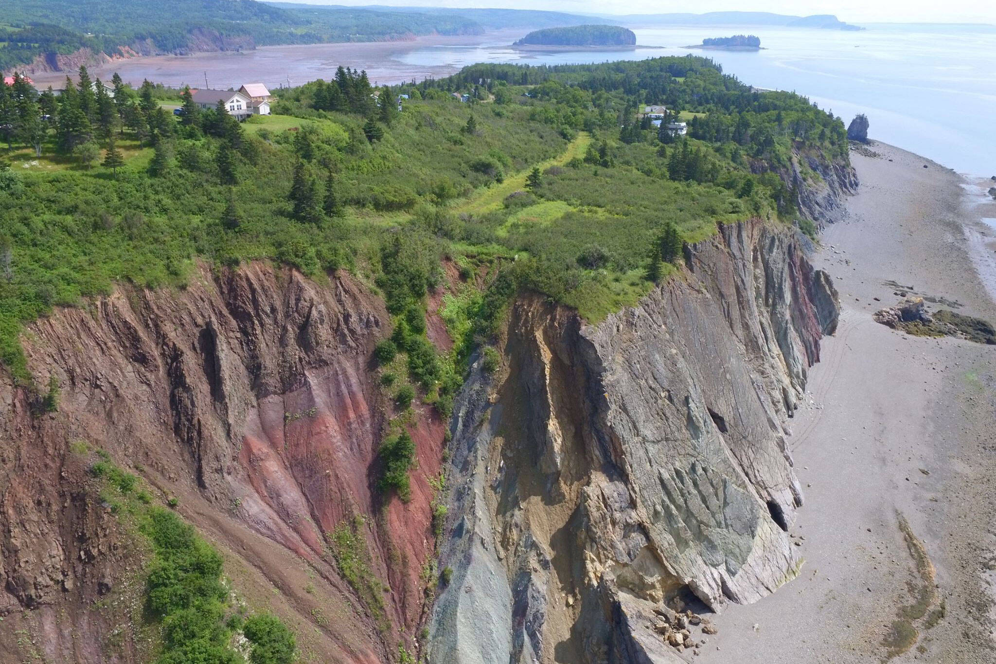 cliffs of fundy