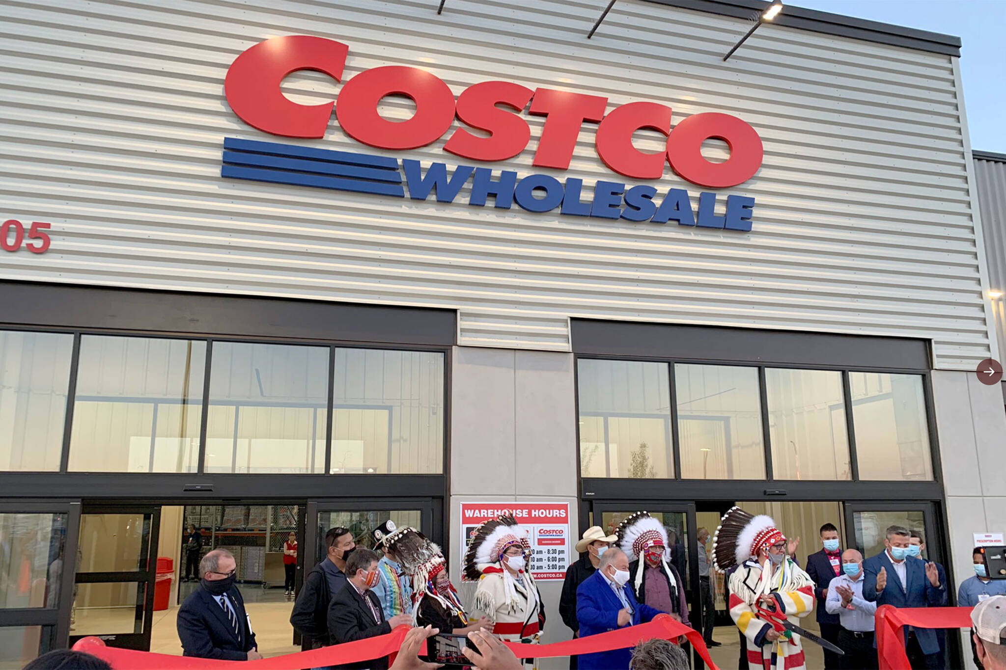 new costco calgary