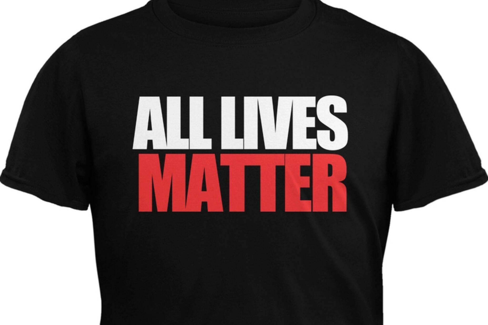 walmart all lives matter