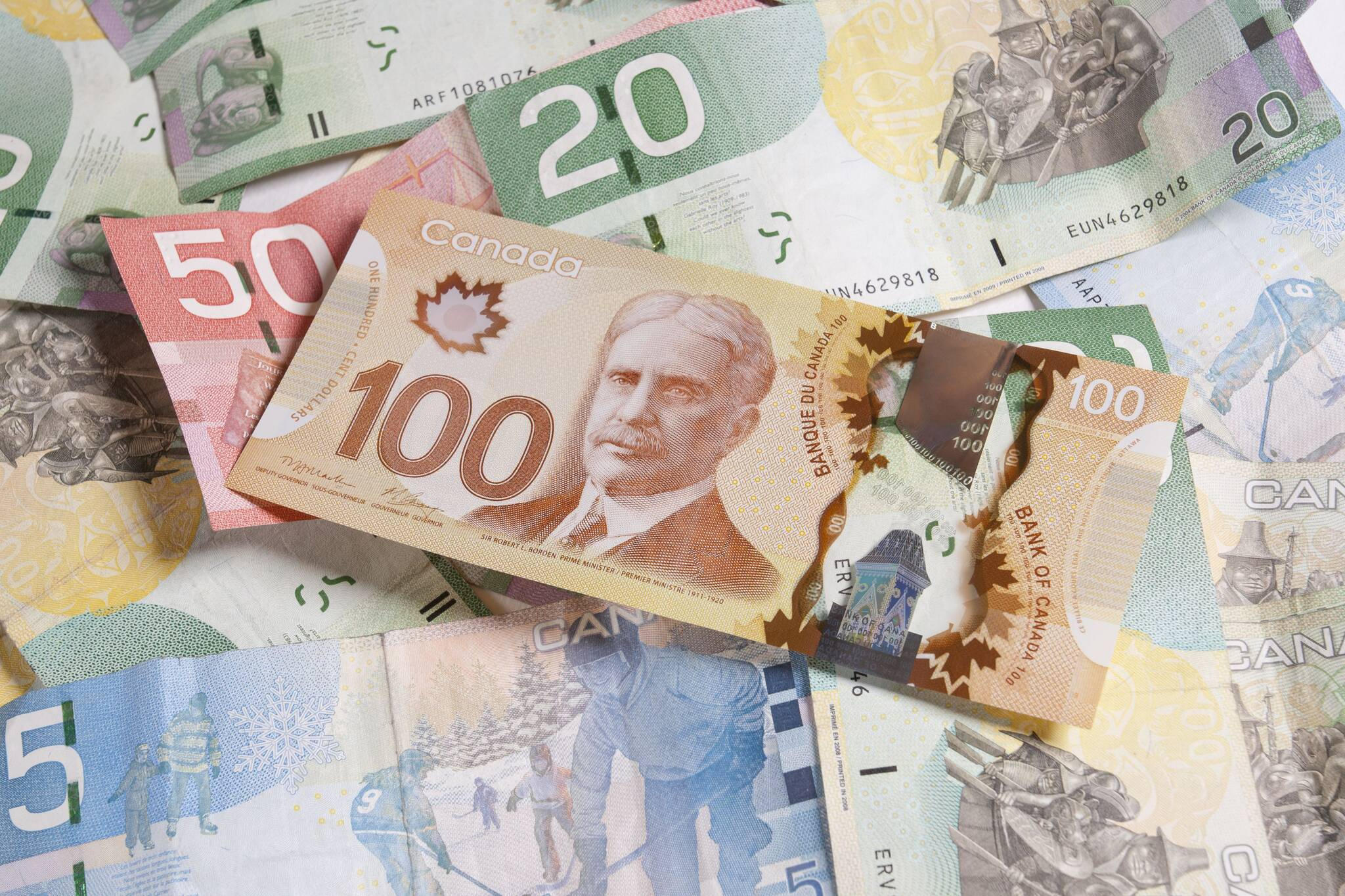 money talks about racism in canada