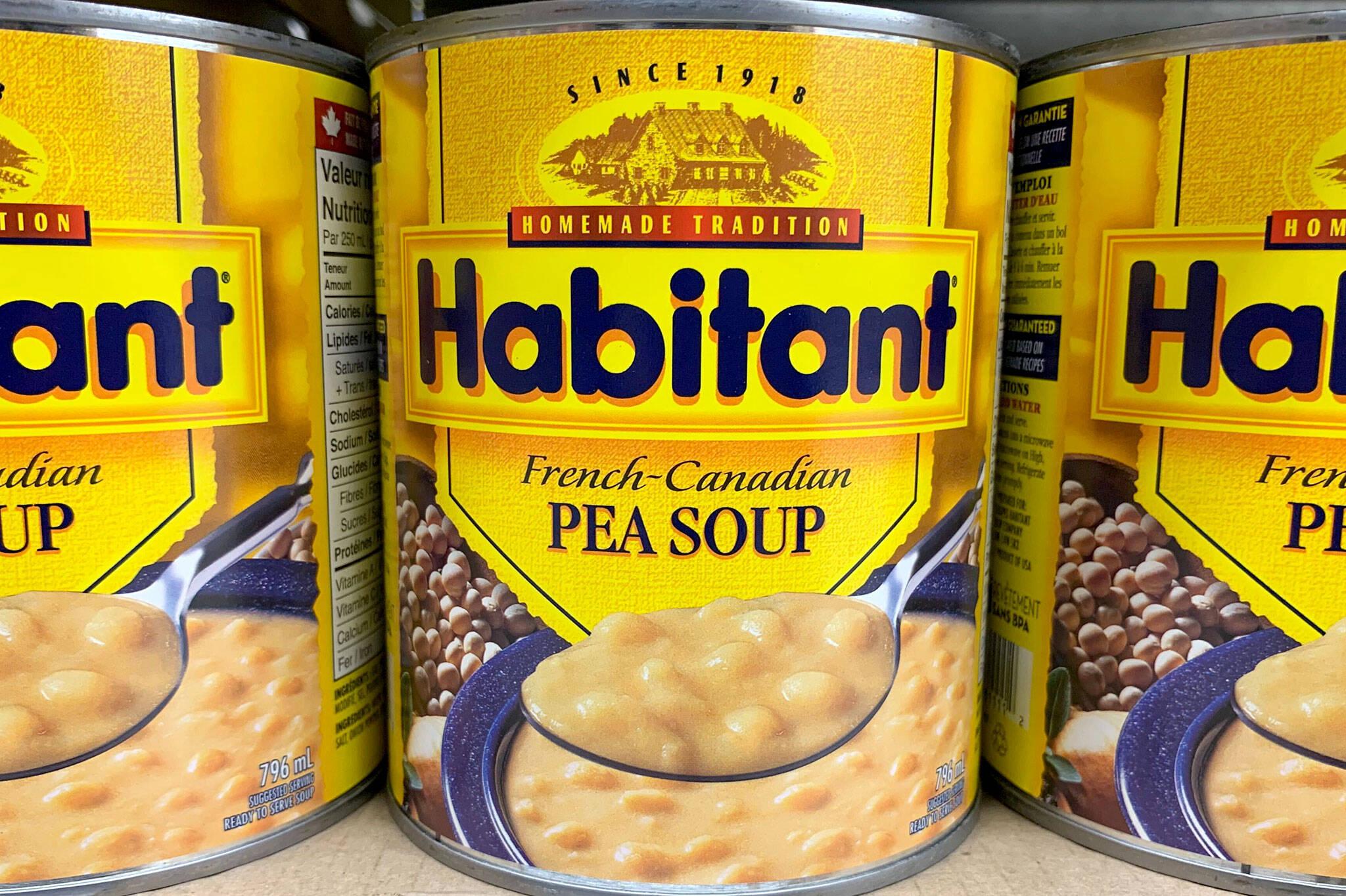 habitant pea soup